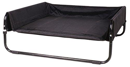 Hundeliege RELAX 86 cm schwarz